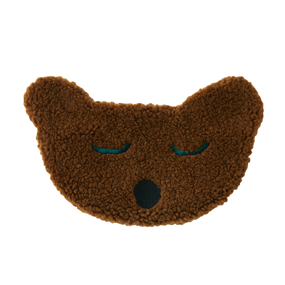 MOGU pouch midnight bear