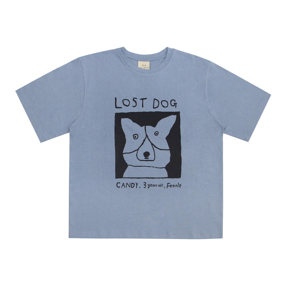 MOGU T lost dog