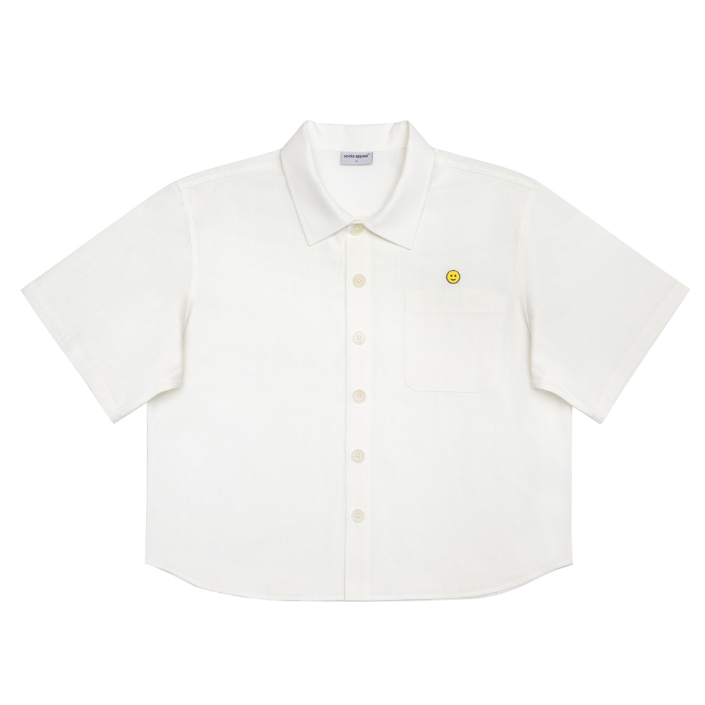 emoji summer shirt smile (30% OFF)